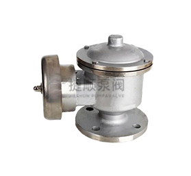 ZFQ-1型不锈钢阻火防爆呼吸阀